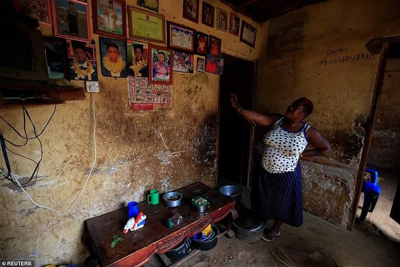 Мариам стала  матерью 38 детей