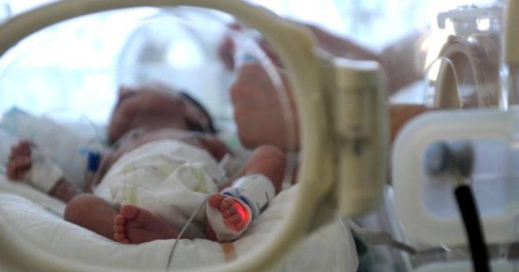 Родила ребенка, находясь в состоянии клинической смерти