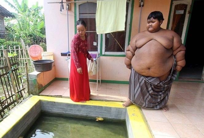 Арья Пермана «Самый толстый мальчик в мире»