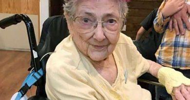 Женщина с серьезной патологией дожила до 99 лет