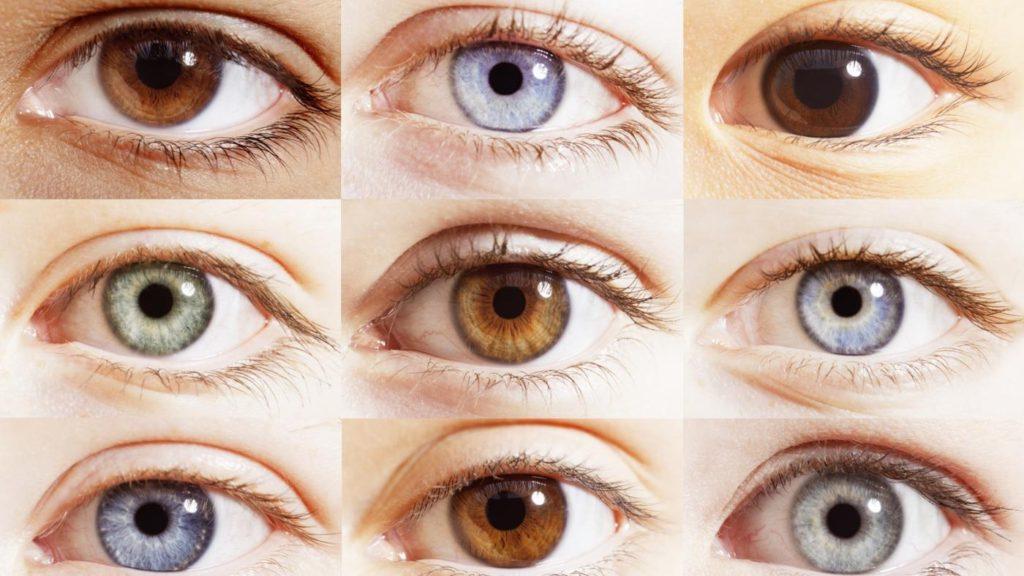 Когда и почему меняется цвет глаз у новорожденного?