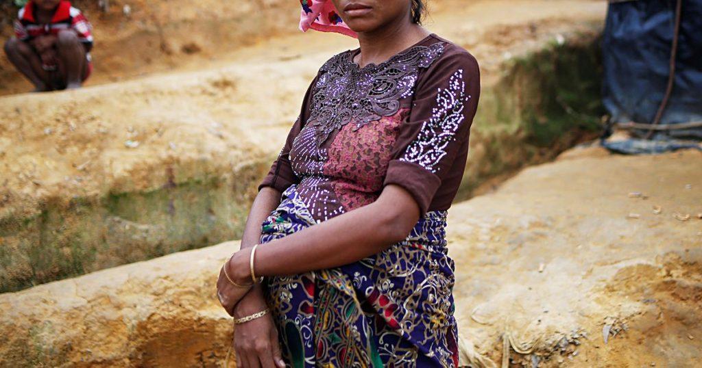 Двойная матки или как 20-ти летняя жительница Бангладеш родила ребенка, а через месяц еще двоих