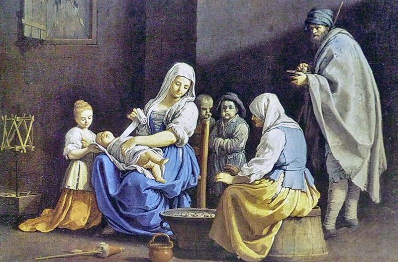 Средневековое детство