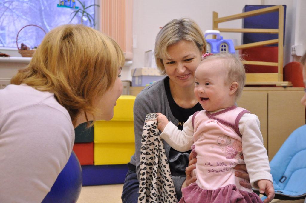 ребенок родится с синдромом Дауна