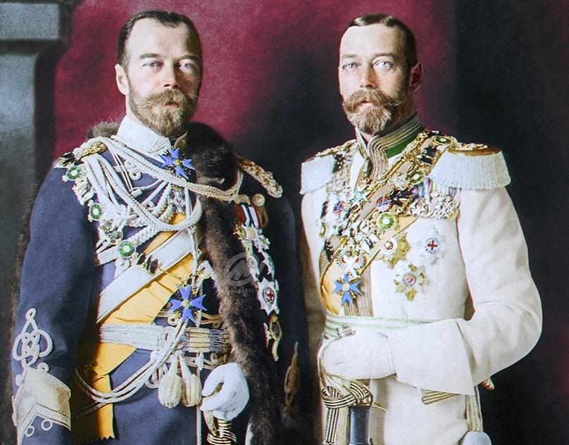 Ученые случайно обнаружили редкую мутацию Николая II и его брата Георгия