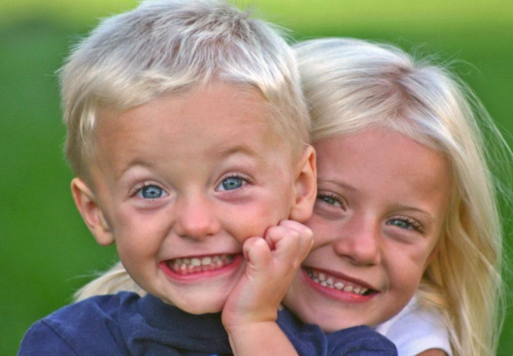 6 признаков, которые дети наследуют чаще от отцов