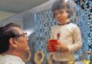 Мальчик в пластиковом пузыре