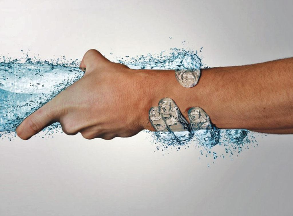 Какие неприятности случаются с нашим организмом, когда мы пьем мало воды?