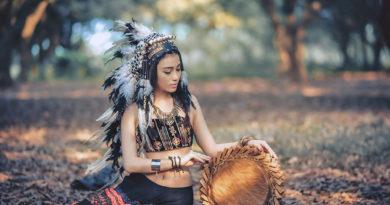 Предки индейцев