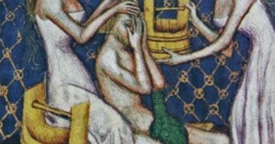 Средневековая гигиена: смрад или благоухание?