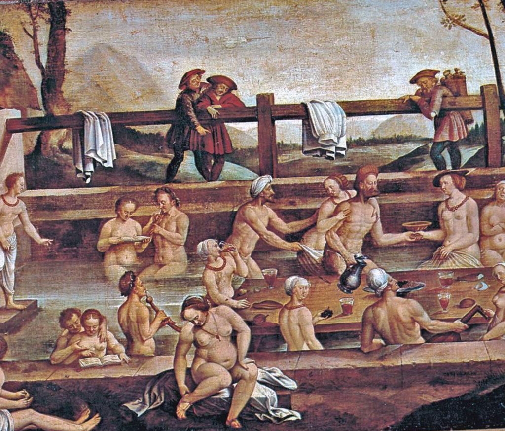 средневековая гигиена