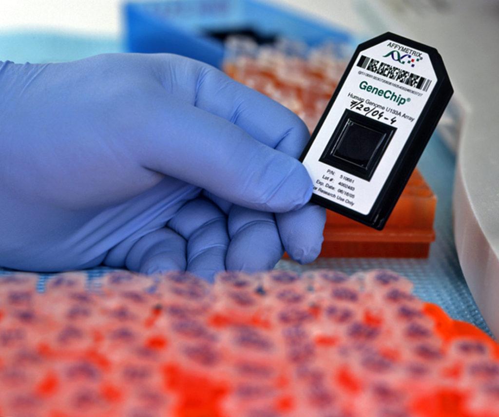 Микроматрица ДНК