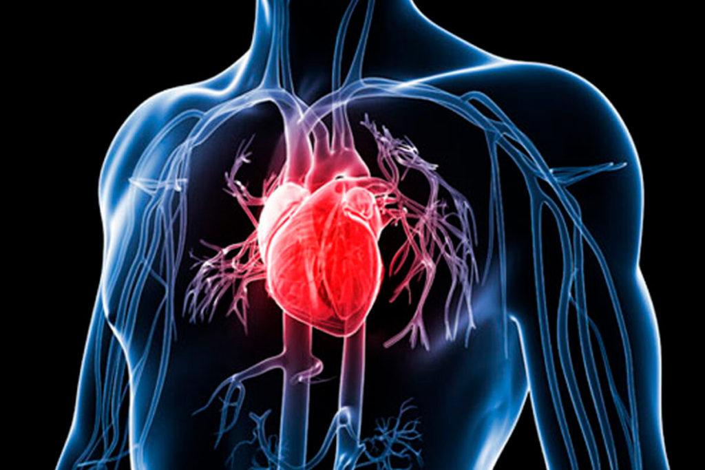 Сердце при АГ