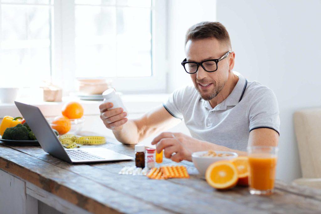 Биохакинг и витамины